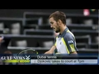 Novak Djokovic seeks to win DDF Open - GN Midday Tuesday Feb 26 2013