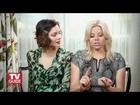 TCA 2013! Smash! Katharine McPhee! Anjelica Huston! Jack Davenport! Christian Borle!