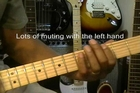 How To Play Theme From Shaft Issac Hayes '70's Guitar  Wah Class EEMusicLIVE