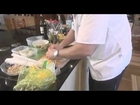 Crab meat Dim Sums cooking video from Nigel Smith and Kleeneze