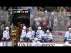 Rick Rypien vs Minnesota Wild Fan