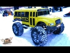 RC ADVENTURES - 13 RC 4X4 Trucks -