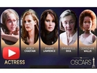 Oscar Nominations - Best Actress Of 2012 [HD]