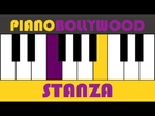 Titli [Chennai Express] - Easy PIANO TUTORIAL - Stanza [Both Hands Slow]