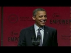 Obama Says Lay Off Video Games and 'Real Housewives' at Urban League
