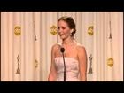 Jennifer Lawrence: Oscars 2013 Best Actress Winner! #NEW