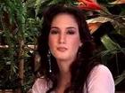 Miss Indonesia 2006: Nadine Chandrawinata Interview