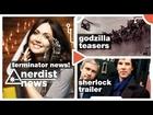 SHERLOCK Trailer, TERMINATOR News & More: Nerdist News w/ Jessica Chobot