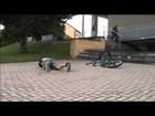 Audrius BMX trailer