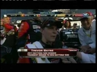 2011 Daytona 500 - Trevor Bayne Victory Lane Interview