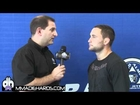 Frankie Edgar chats about training for BJ Penn @ UFC 118