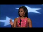 Michelle Obama Speech to the 2012 Democratic National Convention in Charlotte NC