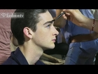 Sexy Male Models Backstage at Paris Men's Fashion Week Spring/Summer 2013 - Juun J | FashionTV FMEN