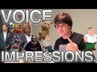 JAKE FOUSHEE DOES VOICE IMPRESSIONS