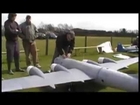 Tony Nijhuis flies one of the largest electric R/C models in the world!