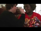 WORLDS BEST KISS: Scene makeup tutorial part two