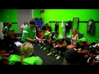 'Lingerie' Football League Seattle Mist coach Chris Michaelson locker room meltdown