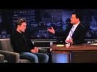Robert Pattinson on Jimmy Kimmel Live PART 3