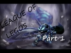 A noob plays League of Legends p1: GAME CRASH?!
