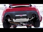 Look Underneath a 2013 Scion FRS while its lifted up in the air