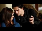 Damon and Elena, season four