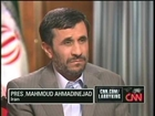 (2009) Full 2/5: Larry King's Interview with Mahmoud Ahmadinejad