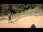 Dakotah Manson softball Skills Video, 1B,OF, UT