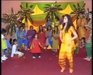 Pakistani girl wedding dance