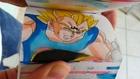 Dragon Ball Z Flipbook Episode 6 Kid Buu vs Majin Vegeta