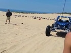 Dune Buggy Pulls Off Insane Jump