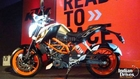 KTM Launches 390 Duke for Rs. 1.80 lakh Ex Showroom