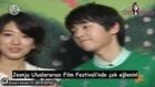 [Turkish Sub] Park Shin-hye (박신혜) Song Joong-gi (송중기) [ShowBiz Extra]