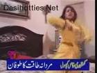 Pakistani Mujra Bed Room