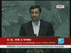 Ahmadinejad à l'ONU : L'intégrale Part 1/2
