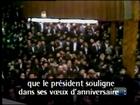 Vidéo du Rabbi de Loubavitch : L'Unité et la Paix