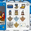 Club Penguin- Elite Penguin Force Badges