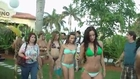 The World Cup Bikini Contest Runway at Seminole Casino ...