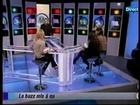 Lucie Bernardoni Direct 8 le 24/11/2010