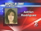 Linn county woman arraigned