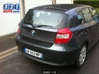 Occasion BMW 118 Soisy-sous-Montmorency