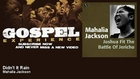 Mahalia Jackson - Didn't It Rain - Gospel