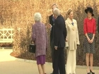 Queen reopens Kensington Palace