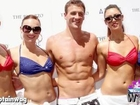 Ryan Lochte's Ex Shopping Nude Photos