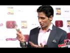 Siddharth Malhotra Best Debut Male (SOTY) - Stardust Awards 2013
